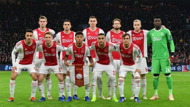Así juega el Ajax: De Jong y De Ligt, pretendidos por Barça y Madrid, lideran a un equipo muy ofensivo