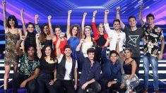 Los concursantes de 'Operación Triunfo 2018' cantarán por Navidad