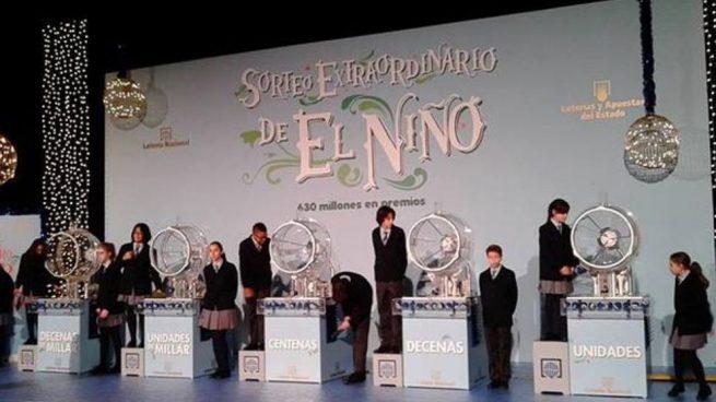 El primer premio del El Niño recae íntegramente en Barcelona