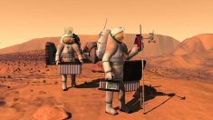 Un estudio afirma que los seres humanos que viajen a Marte reducirán su esperanza de vida