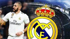 Karim Benzema tiene el apoyo de la directiva del Real Madrid.