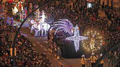 Todo el recorrido y detalles para la Cabalgata de los Reyes Magos en Valencia