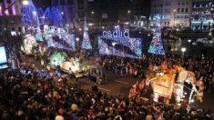 El recorrido y detalles en la Cabalgata de Reyes de Bilbao