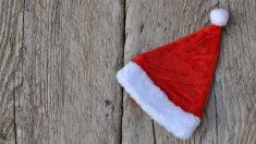 Hacer un gorro de Papá Noel es muy sencillo y divertido