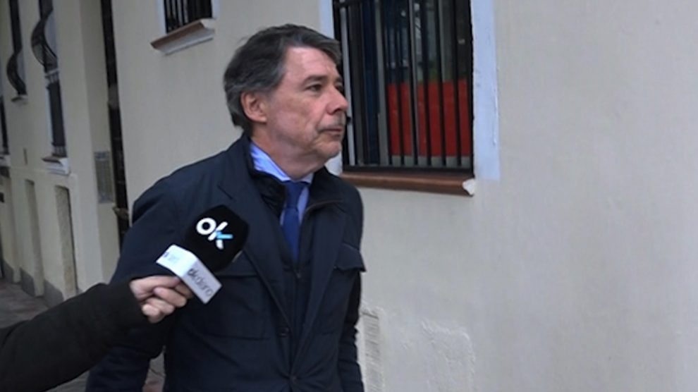Ignacio González. (Foto. OKDIARIO)
