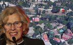 Carmena gasta 8,7 millones en la expropiación de una parcela privada en la carretera a Pozuelo