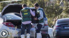 Agentes de la Guardia Civil han detenido este martes al hermano gemelo del vecino de Laura Luelmo