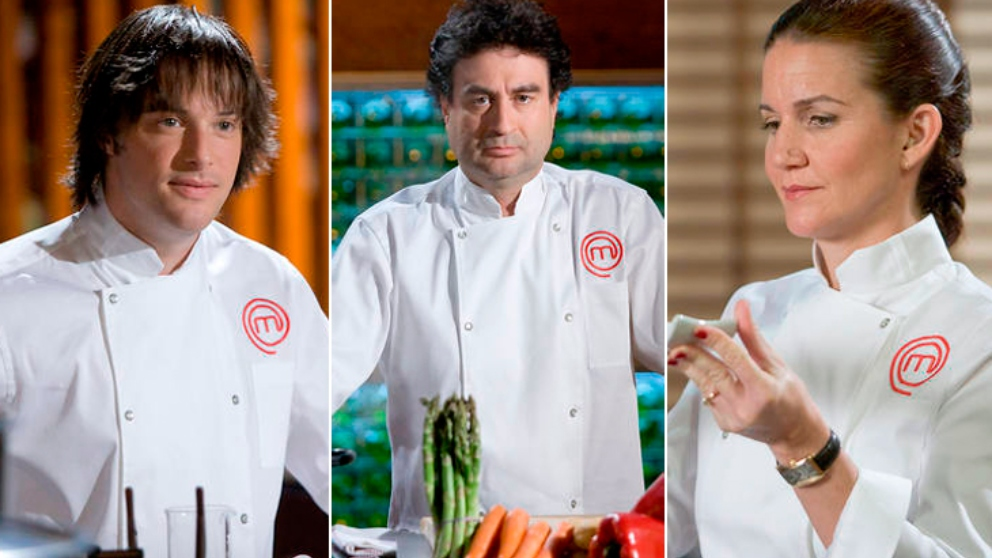 Who is in celebrity masterchef 2019
