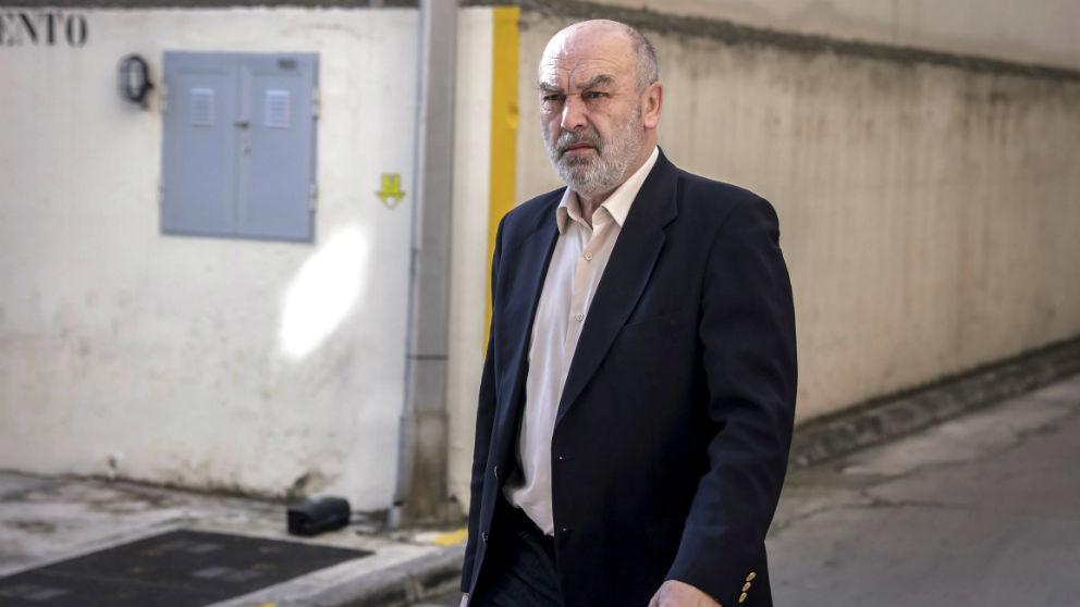 El juez Miquel Florit, que instruye el 'caso Cursach' sobre la mafia policial de Mallorca (Foto: Diario de Mallorca).