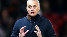 Jose Mourinho es el mejor colocado para sustituir a Solari al frente del Real Madrid.