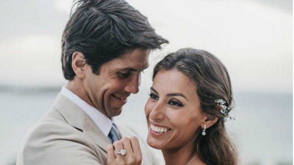 Ana Boyer y Fernando Verdasco han celebrado recientemente su primer aniversario de boda