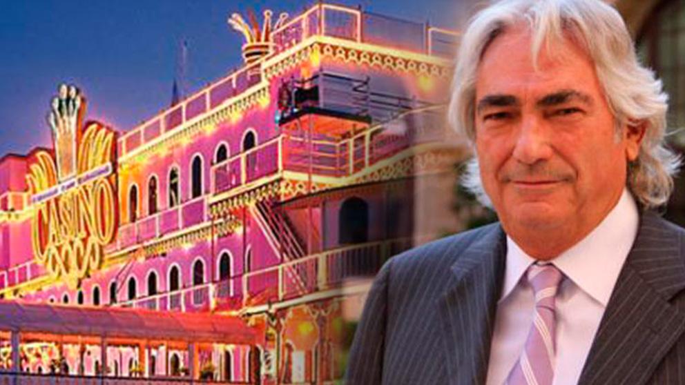 Casino, propiedad de Lao en Argentina