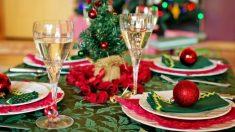 Te damos algunas claves para comer más saludable en Navidad.