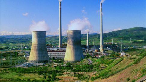 Central de carbón de Endesa
