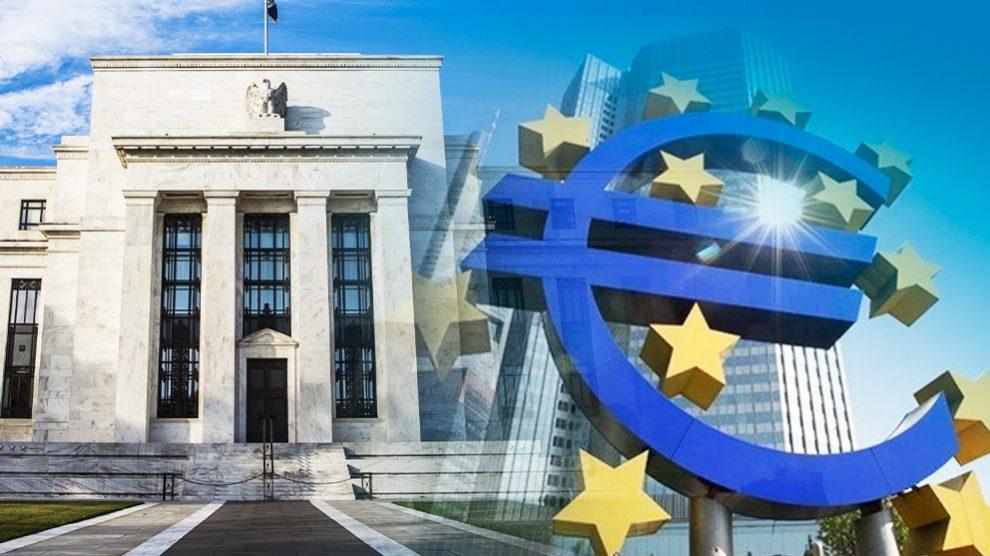 Reserva Federal de EEUU y Banco Central Europeo (BCE)