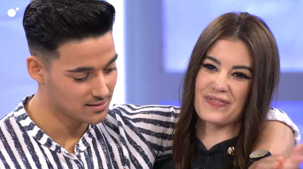 Noelia y Manu se dan su primer beso de 'MYHYV'