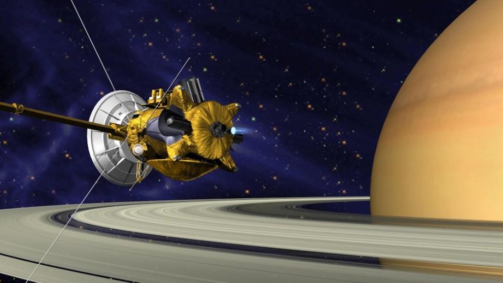 Saturno se queda sin anillos en unos años