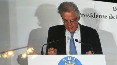 Sebastián Albella, presidente de CNMV