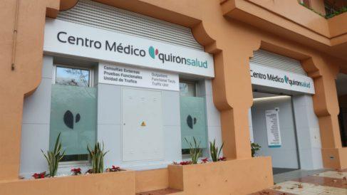 Quirónsalud sube su apuesta por Andalucía: abre un nuevo Centro Médico en Marbella (Foto: Quirónsalud)