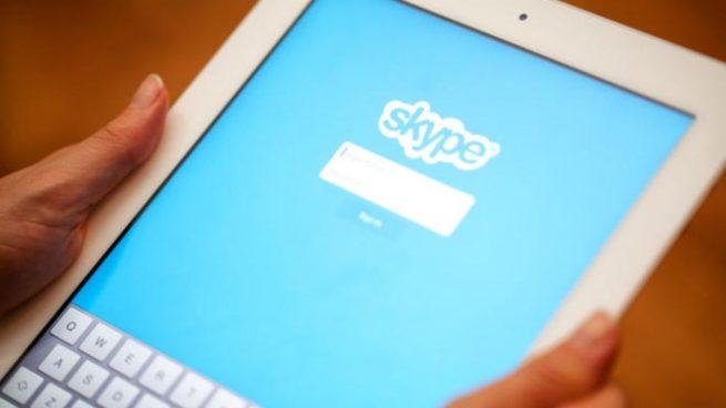 llamada por skype