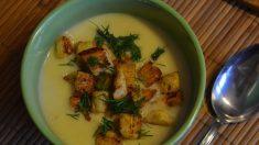 El invierno es la mejor época del año para consumir sopas y caldos.