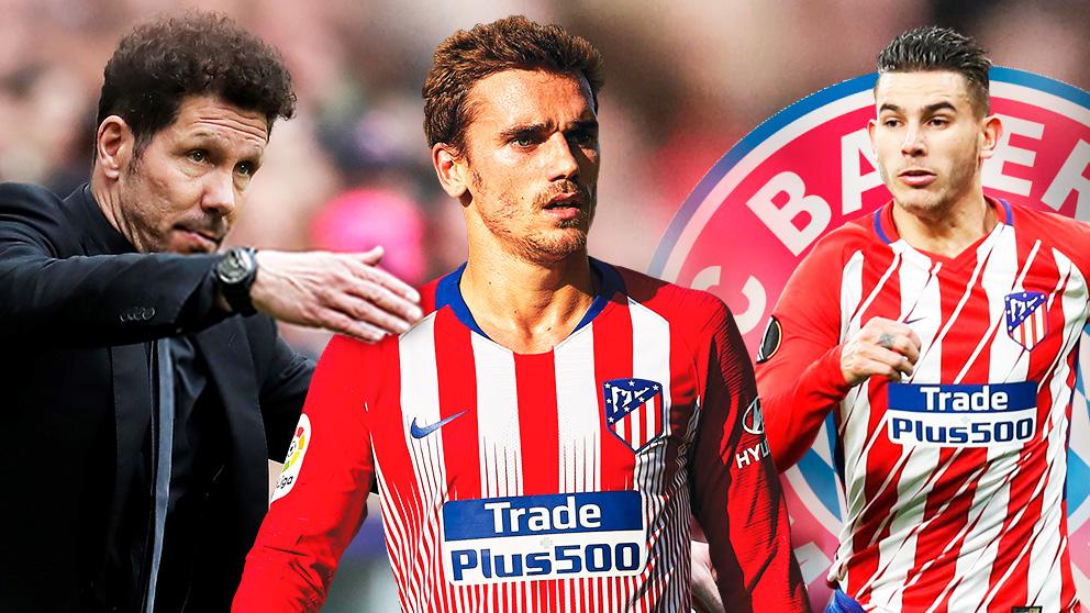 La renovación de Griezmann crea problemas en el Atlético.