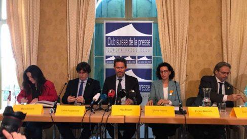 Reunión en Ginebra.