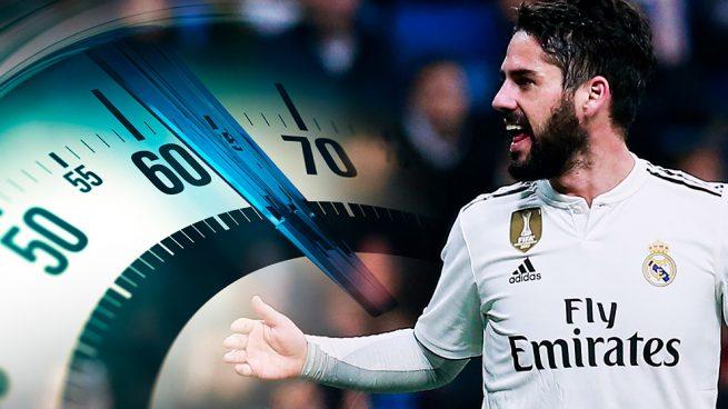 Alineación del Real Madrid contra el Leganés: Isco, titularidad 'obligada'