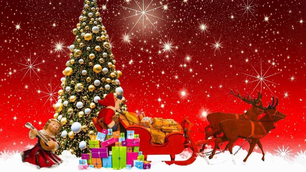 Fotos De Hombres Felicitando La Navidad.Felices Fiestas Las Mejores Frases Para Felicitar La