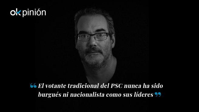 La desaparición del PSC en Cataluña