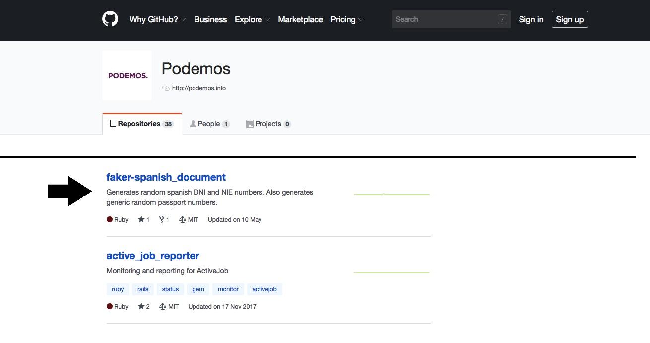 Críticos de Podemos denuncian que Iglesias tiene un generador de DNI falsos para sus pucherazos