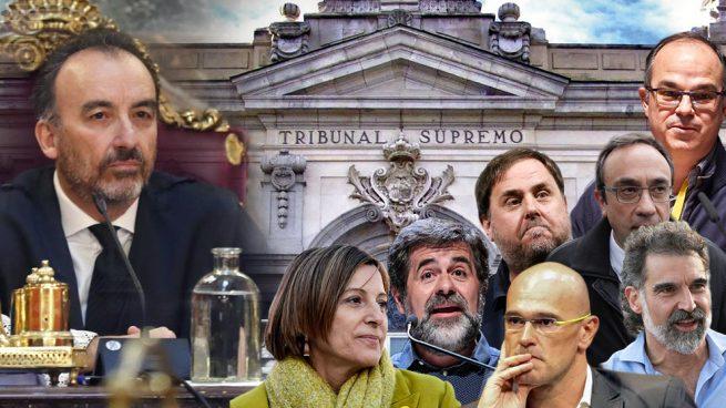 Los golpistas catalanes agotarán el plazo del Supremo para presentar sus escritos de defensa