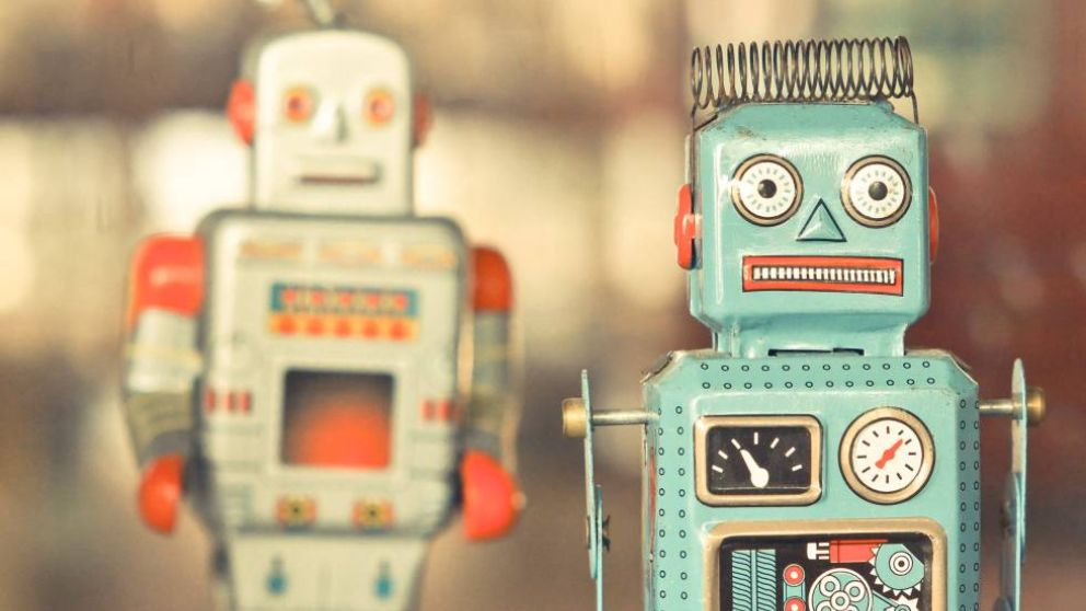Aprende todos los pasos para hacer un robot