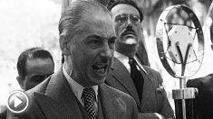 Lluís Companys, líder del golpe separatista de 1934 y responsable de más de 8.000 asesinatos.
