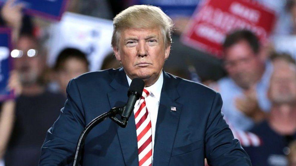 Donald Trump en una imagen reciente.