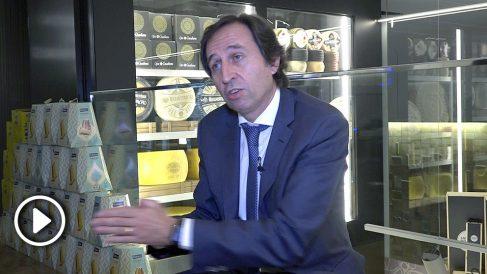 Enric Ezquerra, presidente ejecutivo de Sánchez Romero