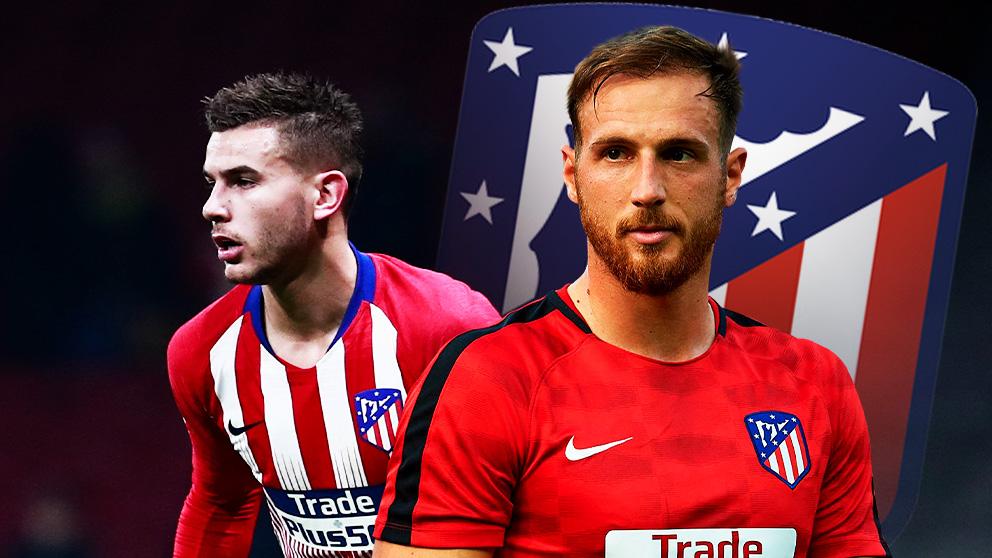 El Atlético pagará la renovación de Oblak con el traspaso de Lucas.