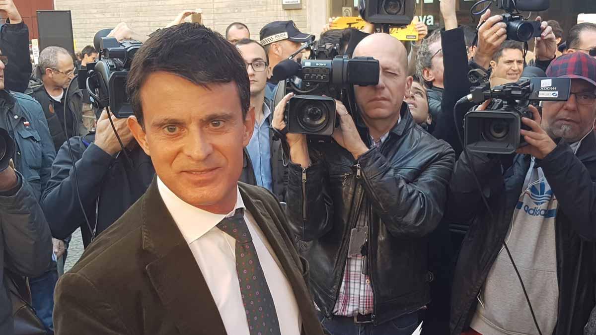 Manuel Valls. Foto: EP