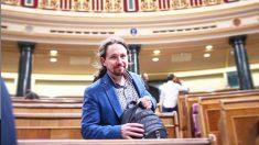 Pablo Iglesias deja el Congreso para disfrutar de su permiso de paternidad