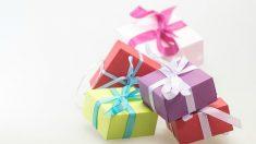 Regalos navideños sin valor material para los niños