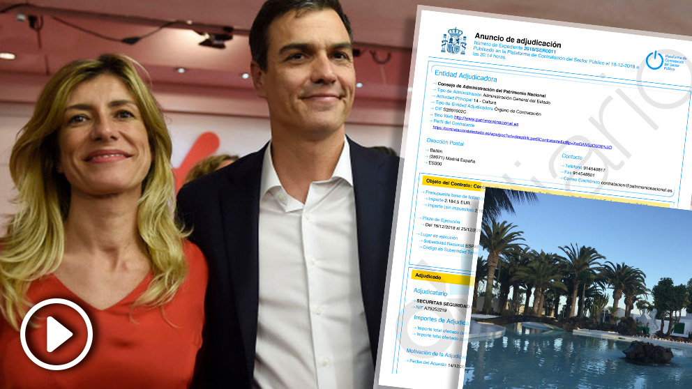 Pedro Sánchez recibirá el nuevo año en La Mareta (Lanzarote) junto a su mujer, Begoña Gómez, y sus hijas.