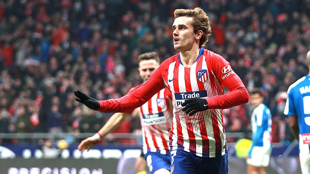 Liga Santander: Atlético de Madrid – Leganés | Partido de fútbol hoy de la Liga Santander, en directo.