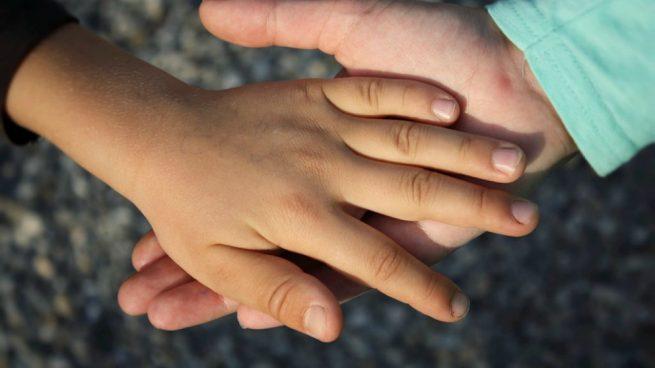 niños salvan la vida a su abuela