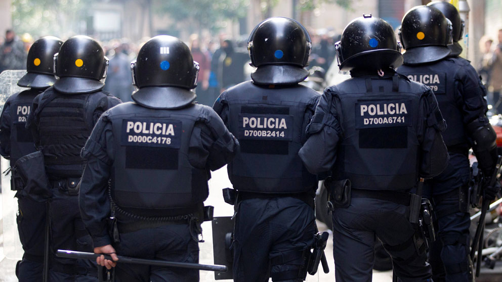Mossos d'Esquadra  (Foto: EFE)
