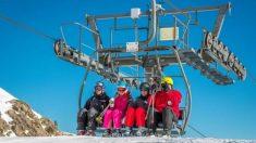 Las pistas de esquí ya están listas para su aoertura