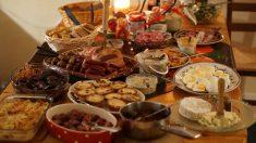 Qué se puede comer y beber si se da el pecho en Navidad