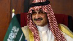 Talal bin Abdulaziz (Foto: AFP)