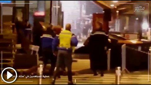 Vídeo en español del Daesh que llama a atentar en Navidad.