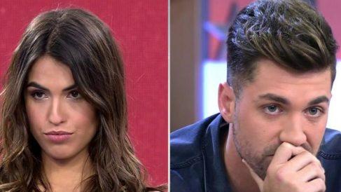 Alejandro Albalá y Sofía en 'Viva la vida'. (Foto: Telecinco)