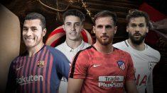 Los equipos de la Liga Santander están ansiosos por abrir sus regalos en forma de fichajes.